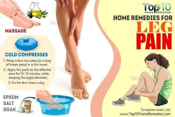 Diabetic Leg Pain Home Remedy