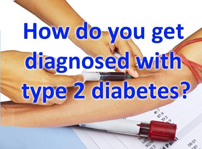How Are You Diagnosed With Diabetes?