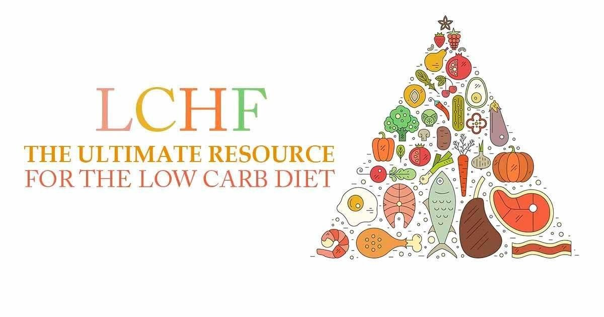 Lchf: The Ultimate A-z Resource For The Low Carb Diet