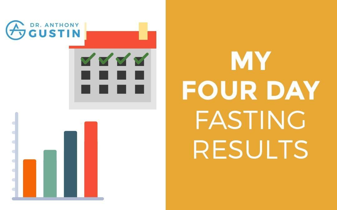 My Four Day Fasting Results