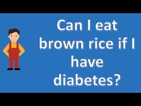 Can You Eat Brown Rice With Diabetes?