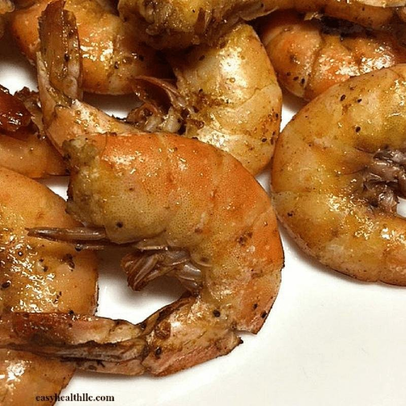 Low Carb Peel & Eat Shrimp