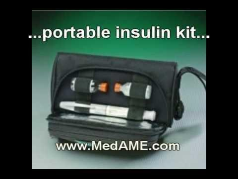 Free Insulin Pen Carrying Case