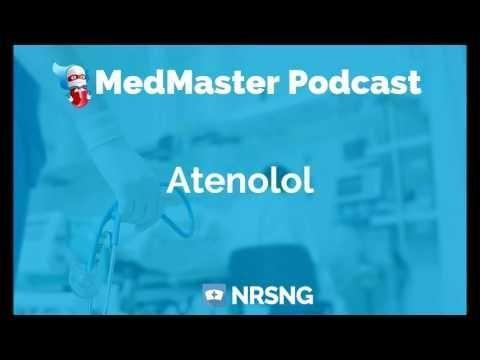 Atenolol And Type 2 Diabetes