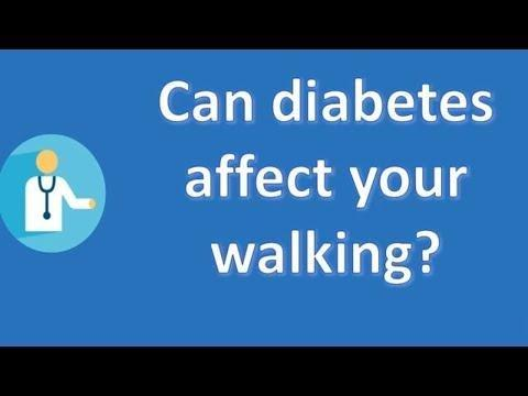 Can Diabetes Affect Your Feet?