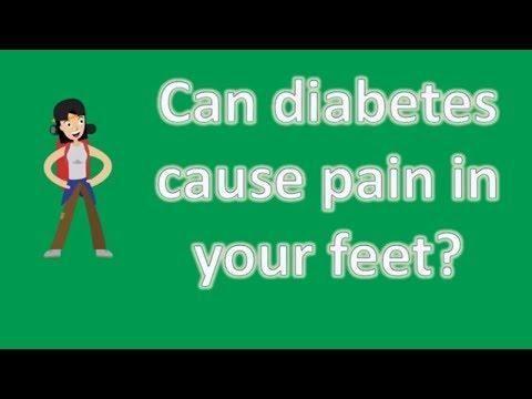 Why Do Diabetics Get Neuropathy In Their Feet?