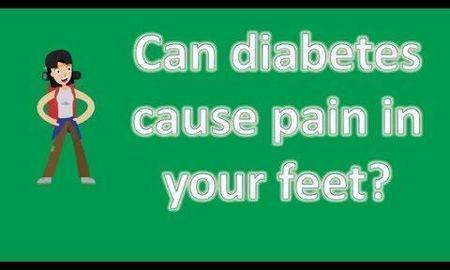 How Diabetes Affects Feet