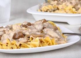 Beef Stroganoff - Recipes For Healthy Living By The American Diabetes Association