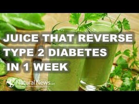 Juicing For Type 1 Diabetics