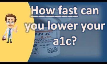 Will Insulin Lower A1c
