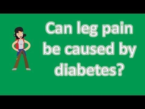 Muscle Cramps And Diabetes