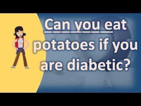 Diabetes And Baked Potatoes