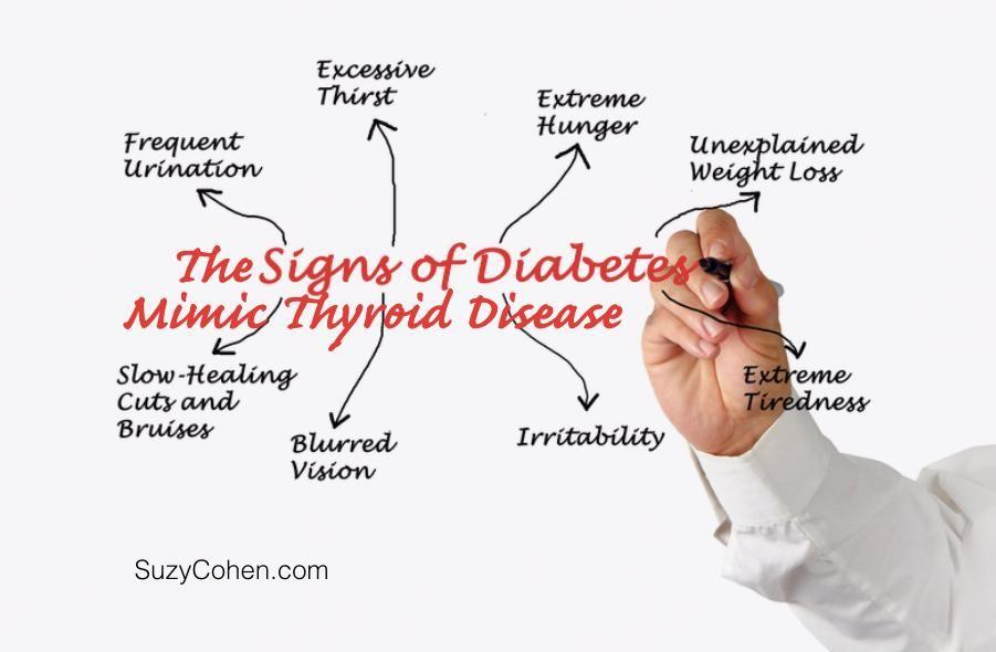 Diseases That Mimic Diabetes Symptoms