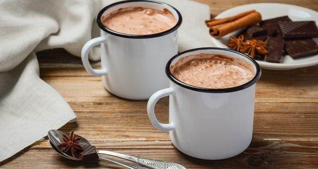 Enjoy Your Hot Chocolate But Drink It Healthy