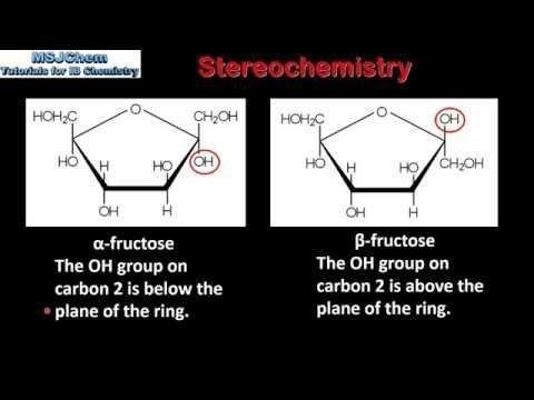 Glucose Galactose And Fructose Are Carbohydrates Called