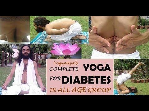 Yoga For Diabetes Type 1