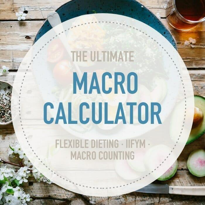 Diabetic Macro Calculator