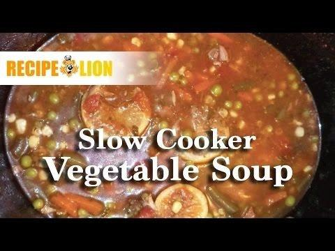 Diabetic Soup Recipes Slow Cooker