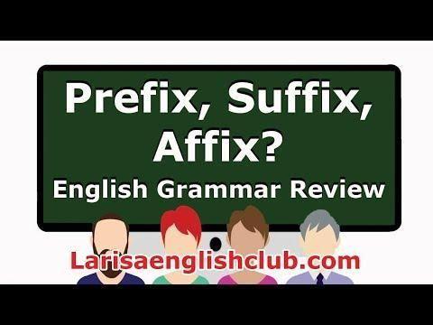 Ketoacidosis Prefix And Suffix