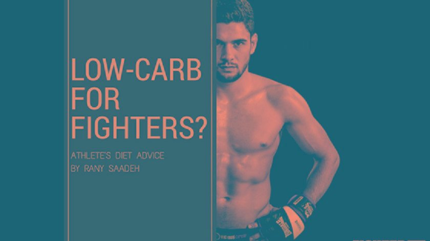 Going Low Carb In Fight Camp? – Diet Advice For Fighters