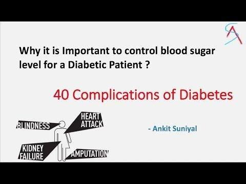 Why Are Diabetes Important