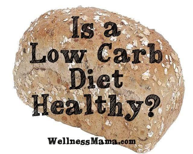 Is A Low Carb Diet Healthy?