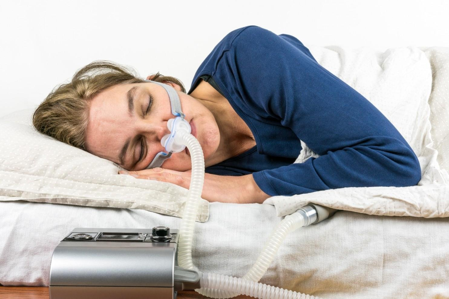 Untreated Sleep Apnea May Worsen Markers Of Heart Health And Diabetes