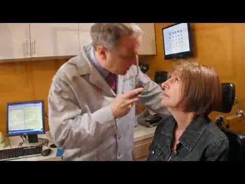 Diabetic Ophthalmologist