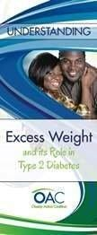 Understanding Excess Weight And Its Role In Type 2 Diabetes Brochure