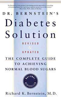 Dr Bernstein Diabetes Diet Menu