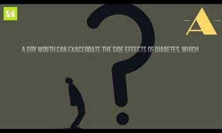 Does Diabetes Cause Dry Mouth