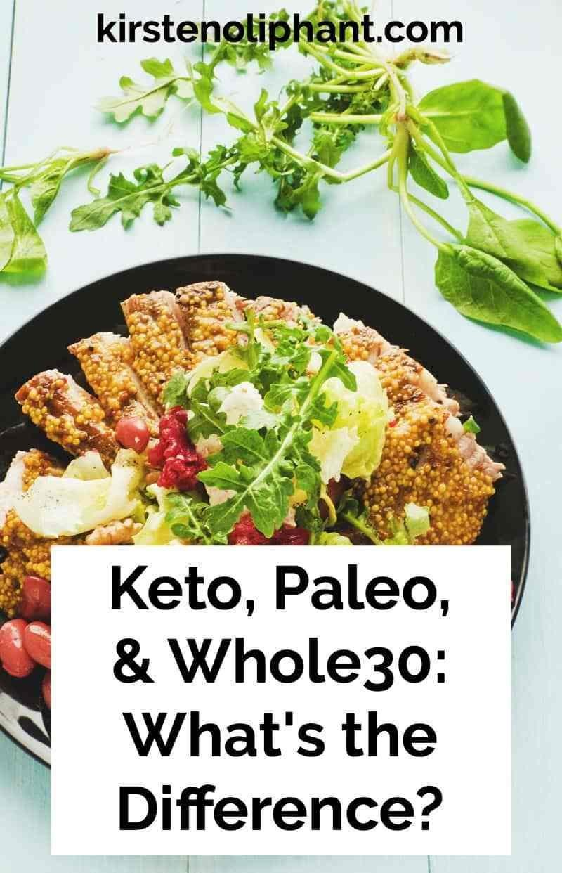 Low Carb Diets: What's The Difference Between Keto, Paleo, And Whole30?