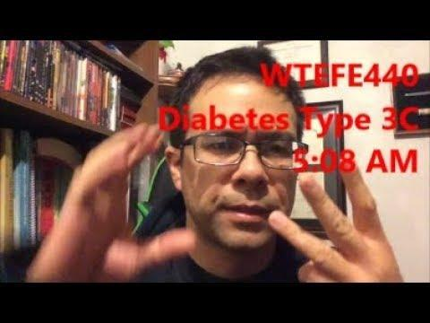 Type 3c Diabetes Underdiagnosed And Misdiagnosed