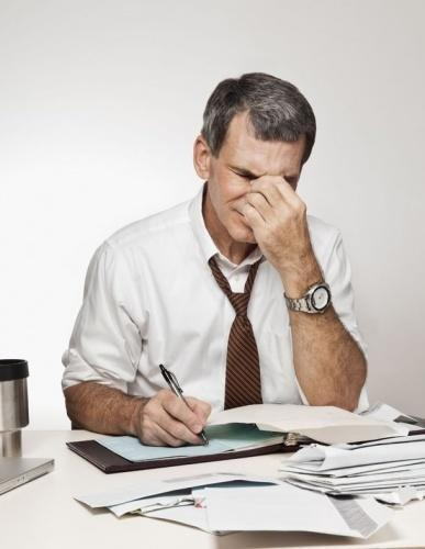 Work-related Stress And Type 2 Diabetes: Is There A Link?