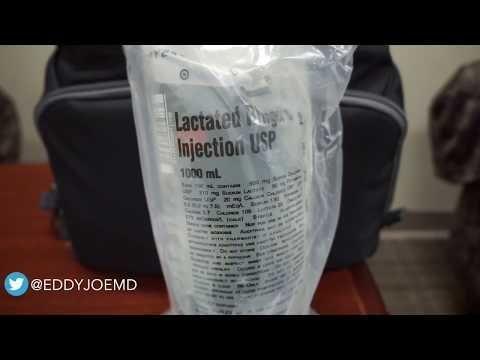 Does Intravenous Lactated Ringer Solution Raise Measured Serum Lactate?