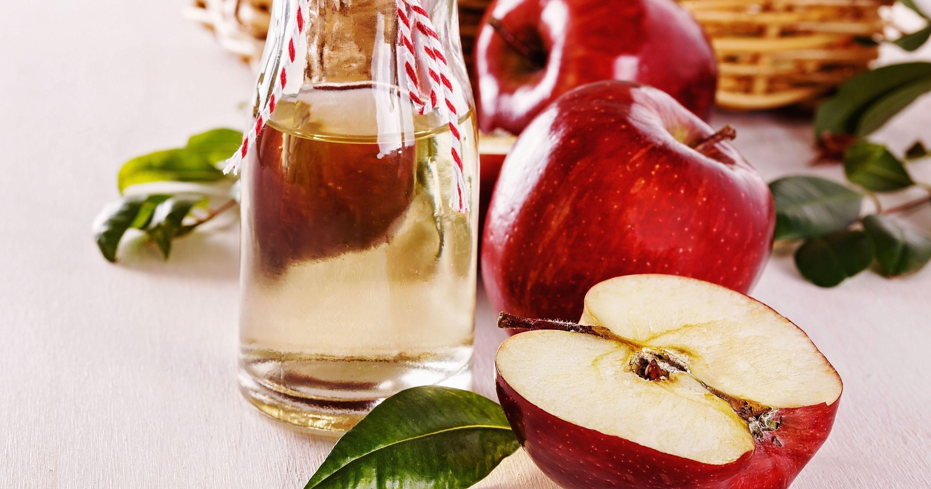 How Apple Cider Vinegar Can Help With Diabetes
