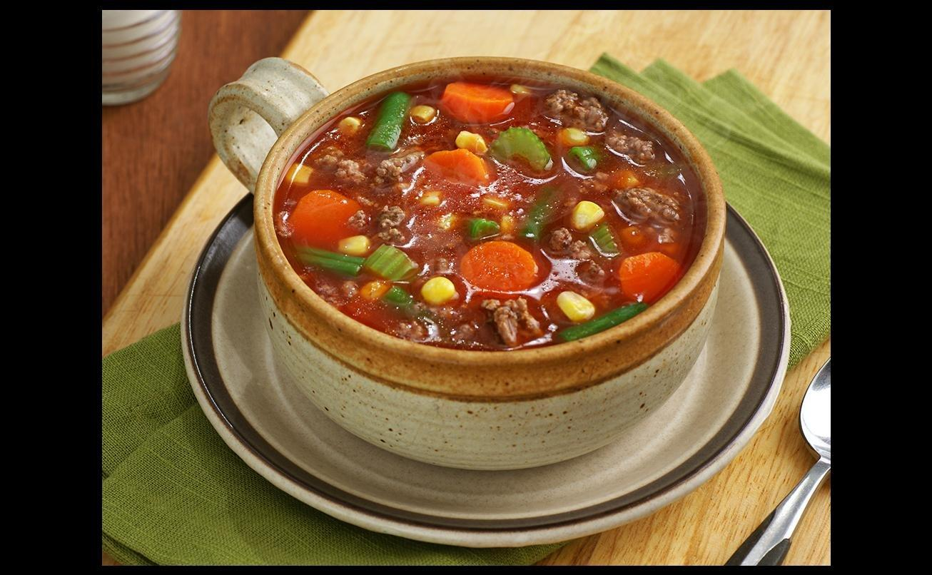 Favorite Vegetable Soup