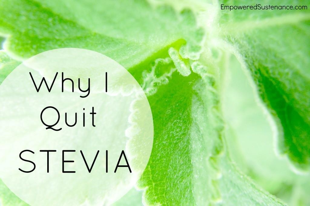 Stevia And Diabetes Dangers