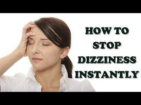 Dizziness: Causes, Diagnosis And Treatment
