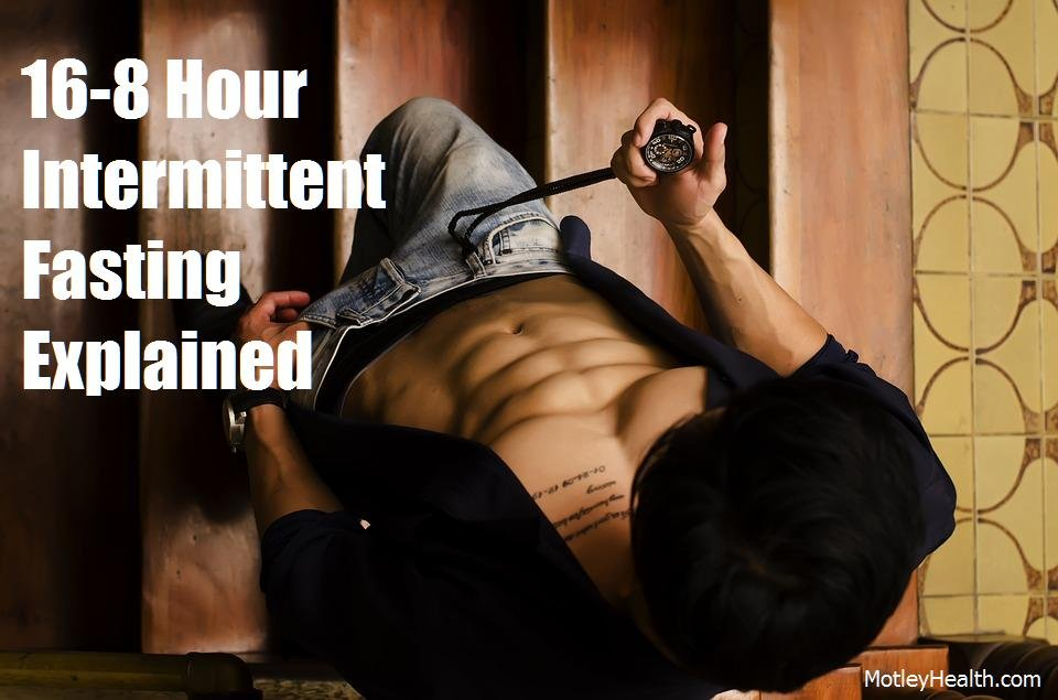 16-8 Hour Intermittent Fasting