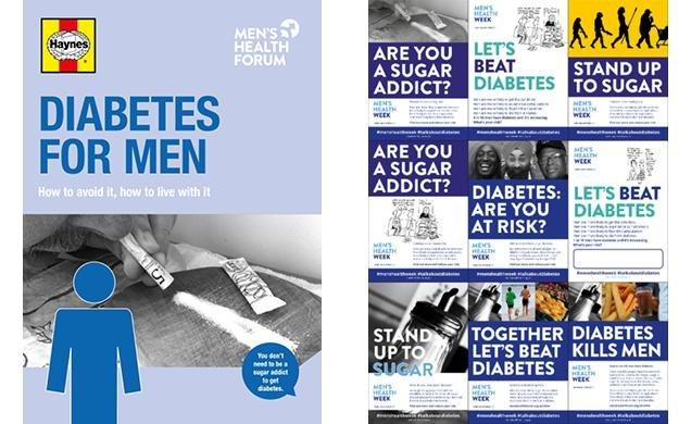 Men's Health Week 2018: Diabetes