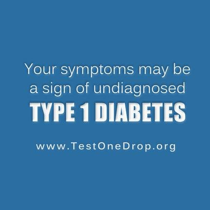 Test One Drop To Stop diabetic Ketoacidosis