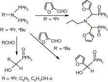 Reactions Of Aminophosphines And Aminobis(phosphines) With Aldehydes And Ketones: Coordination Complexes Of The Resultant Aminobis(alkylphosphineoxides) With Cobalt, Uranium, Thorium And Gadolinium Salts