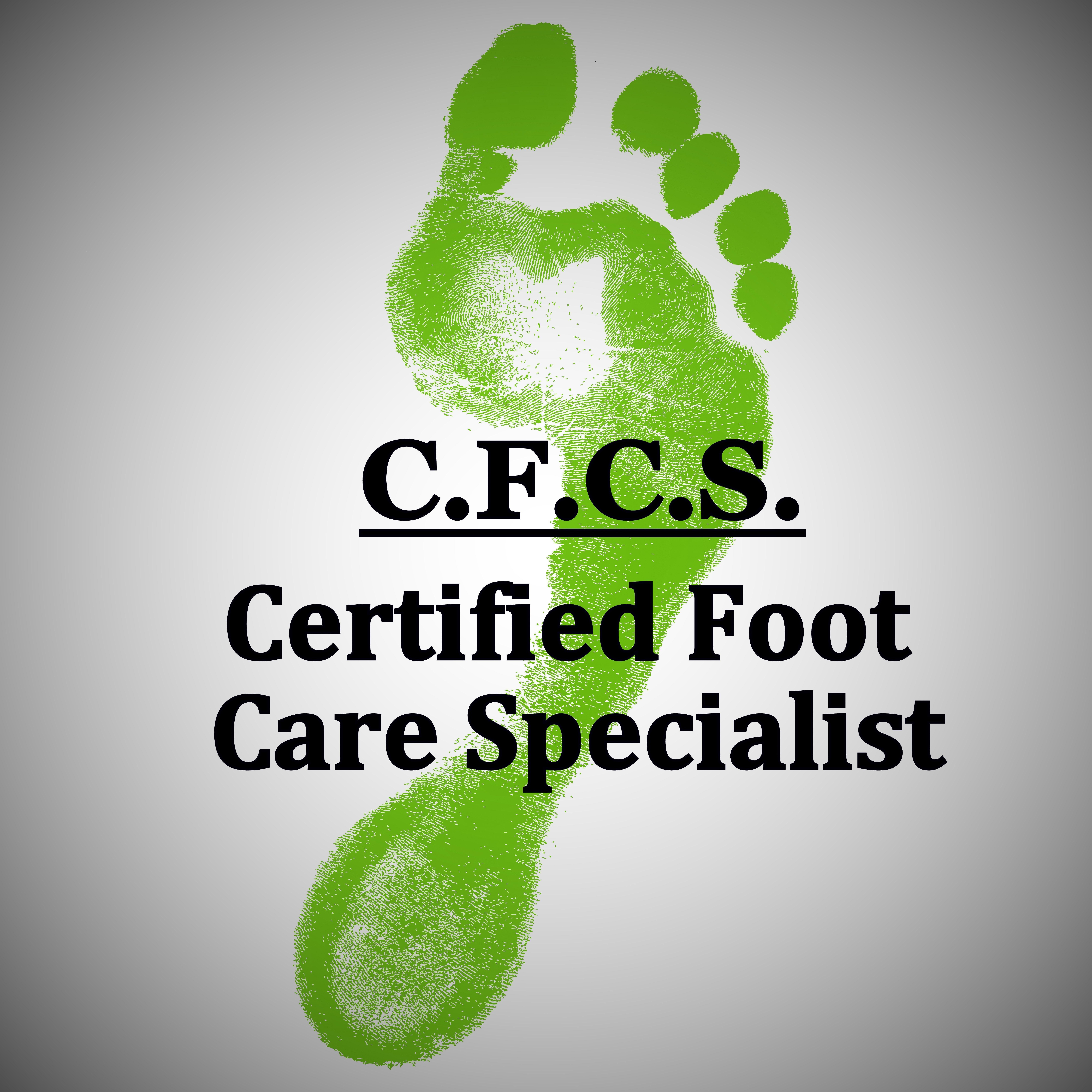 American Foot Care Nurses Association - Certification!!!