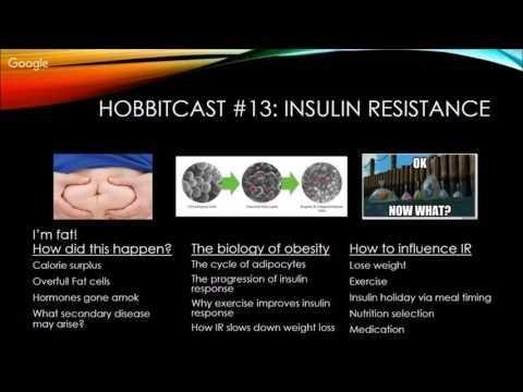 Physiological Insulin Resistance Symptoms