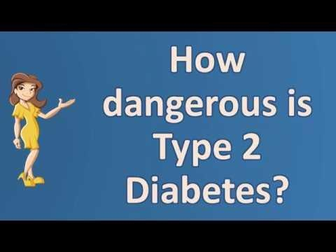 What Are The Dangers Of Diabetes Type 2?