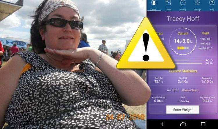 Weight loss: Type 2 diabetes sufferer cures condition with 6.99 hypnosis app | Express.co.uk
