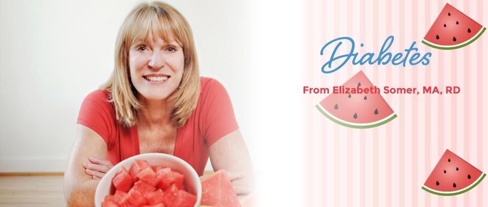 Can A Diabetic Patient Eat Watermelon?