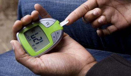 How does the cold affect diabetes?