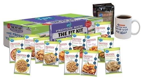 Kay's Naturals Low-carb High-protein Healthy Snack Variety Gift Box